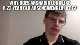 Arshavin memes