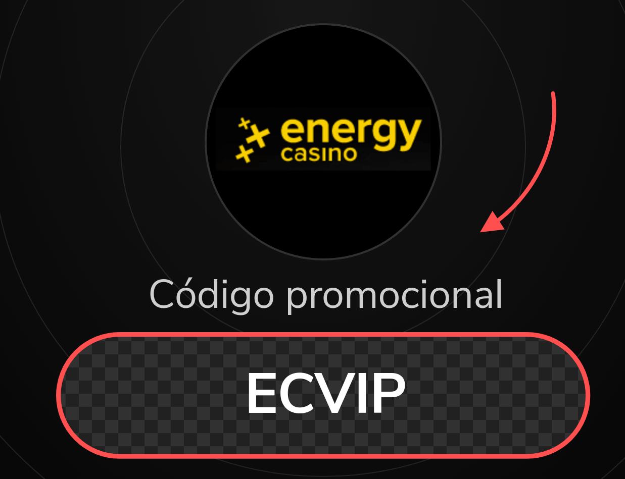 Código Promocional Energy Casino